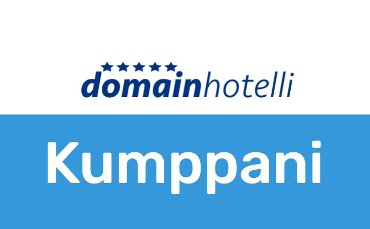Domainhotelli kumppani